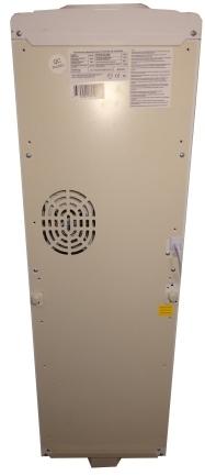 кулер hot frost 802 внешний вид сзади
